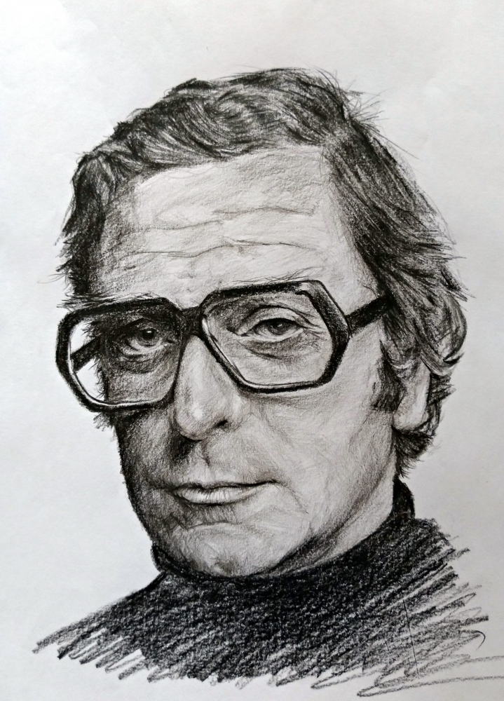 Michael Caine by linshyhchyang